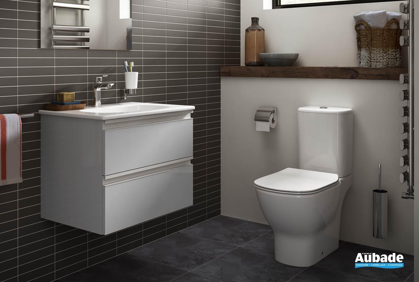 Salle De Bain Et Wc Dans Espace Reduit pack wc sur pied tesi aquablade® de ideal standard