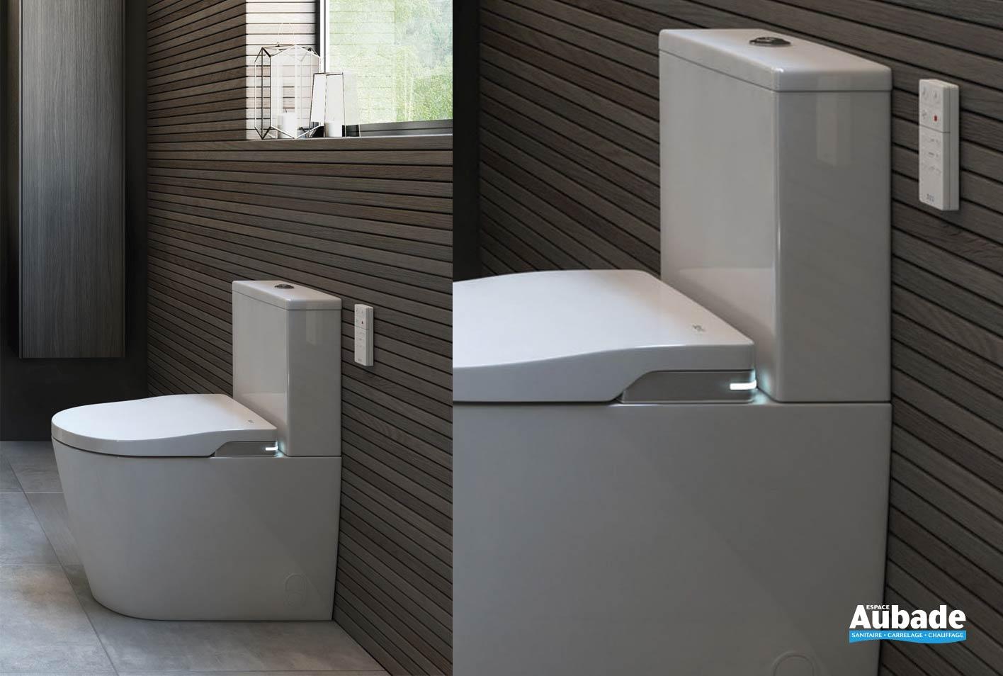 Wc Suspendu 4 Pieds wc lavant in-wash® inspira sur pied de roca