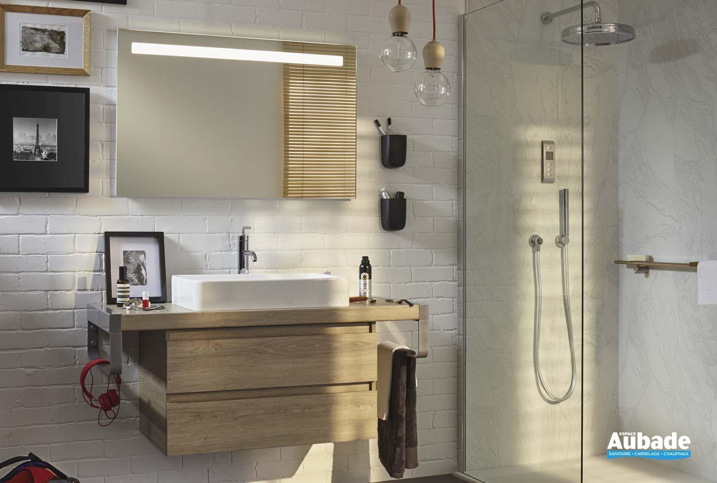 Salle De Bain En Longueur meubles salle de bains jacob delafon parallel