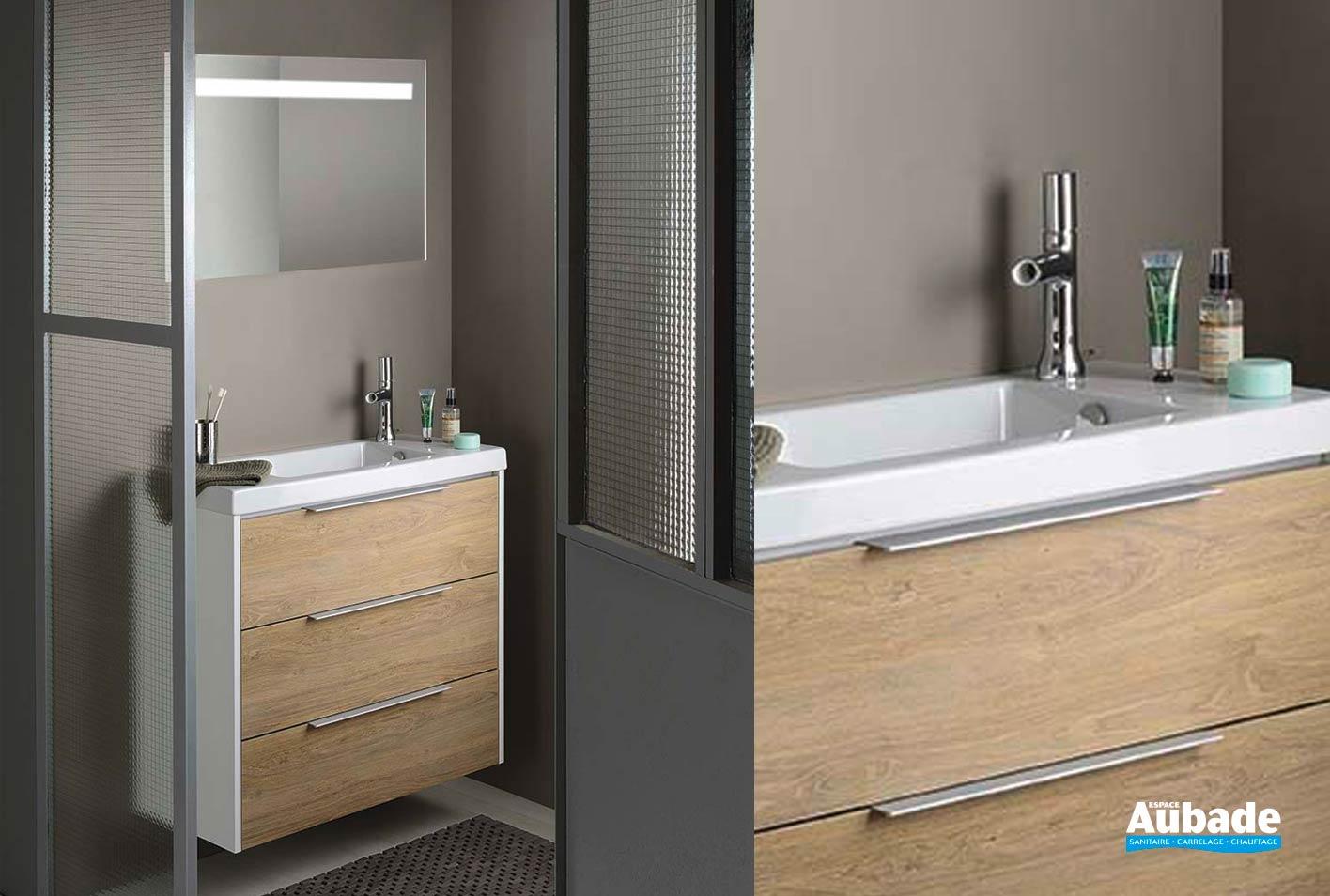 Salle De Bain Halo meubles salle de bains sanijura xs