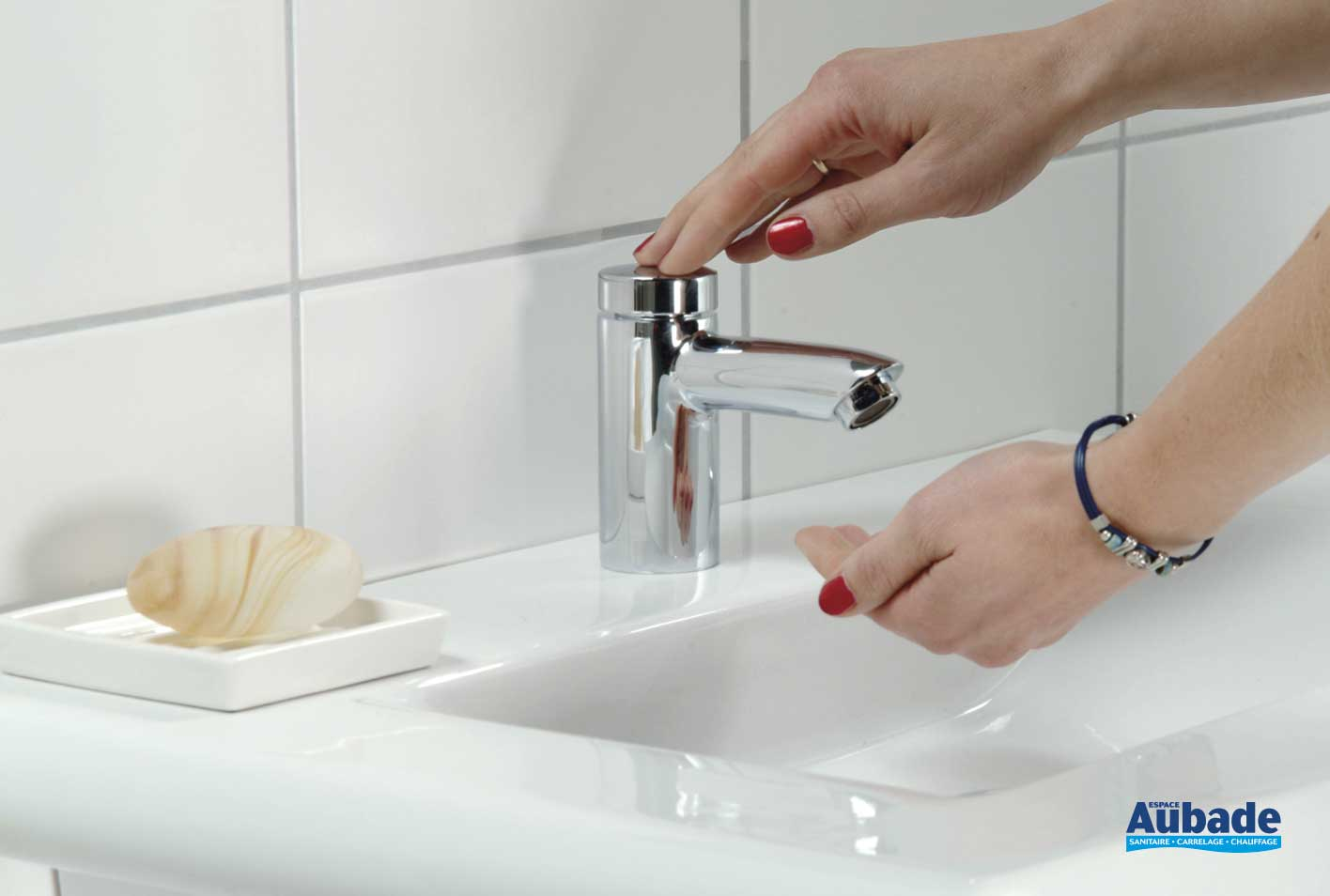 Lavabo Pour Petit Espace robinet lavabo temporisé schell petit sc   espace aubade