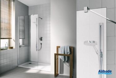 parois de douche walk in shower series cc twf rothalux espace aubade. Black Bedroom Furniture Sets. Home Design Ideas