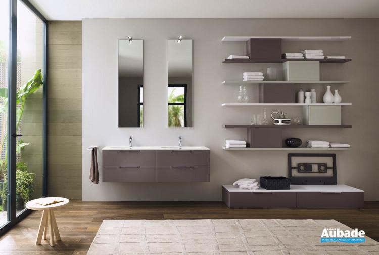 meubles de salle de bains Inda collection Progetto