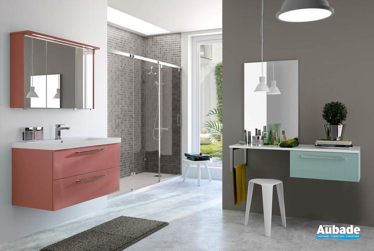 Meubles de salle de bains Cedam Gloss