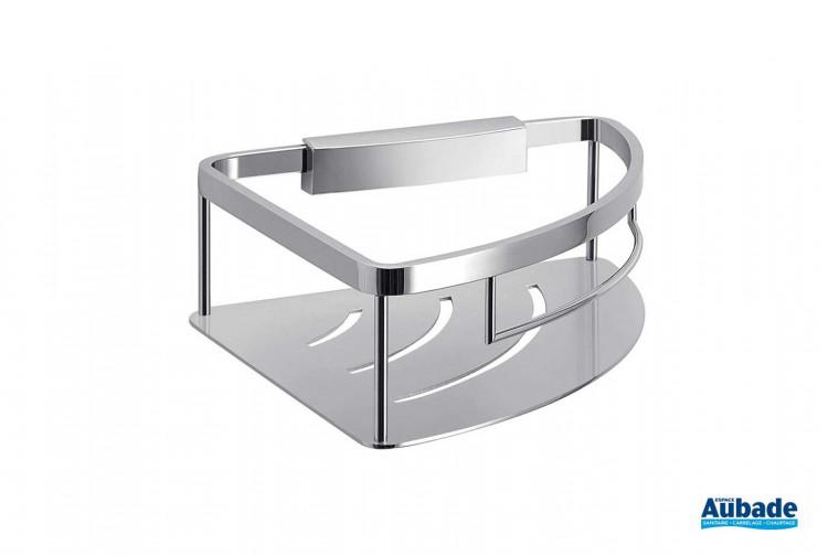 accessoires de toilette Gedy porte-objet d'angle amovible