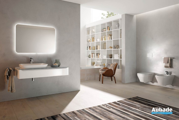 salle de bain élégante d'Allia collection myDay