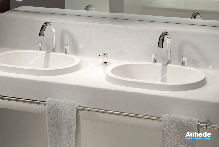 vasque à encastrer Villeroy & Boch Architectura