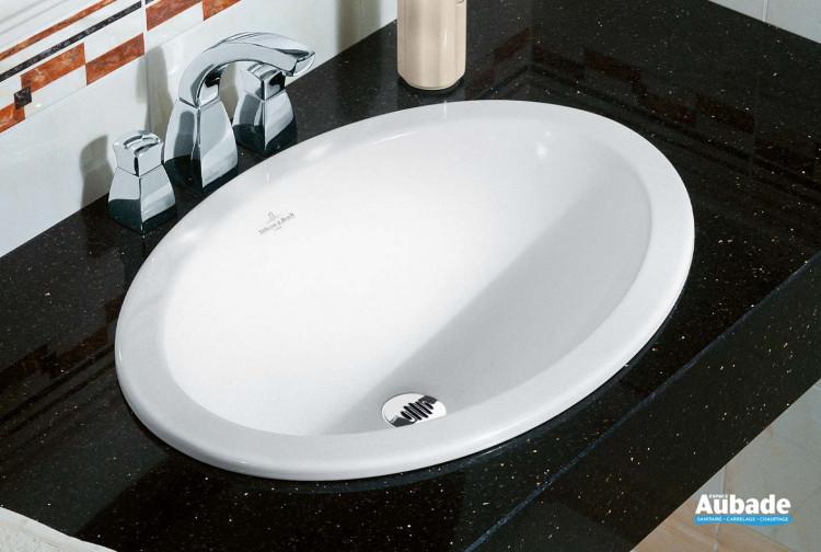 vasque à encastrer Villeroy & Boch Loops & Friends