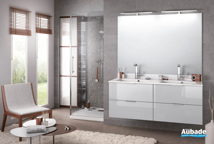 Meuble salle de bain Delphy Evolution EC140MK