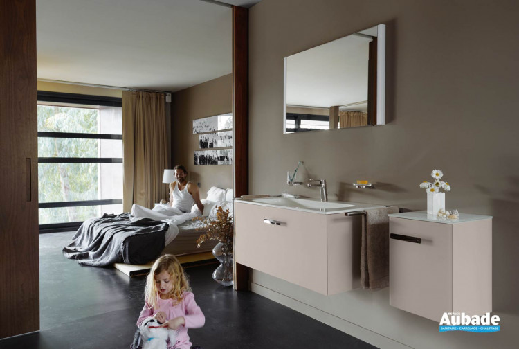 meuble de salle de bains Keuco modèle Universe