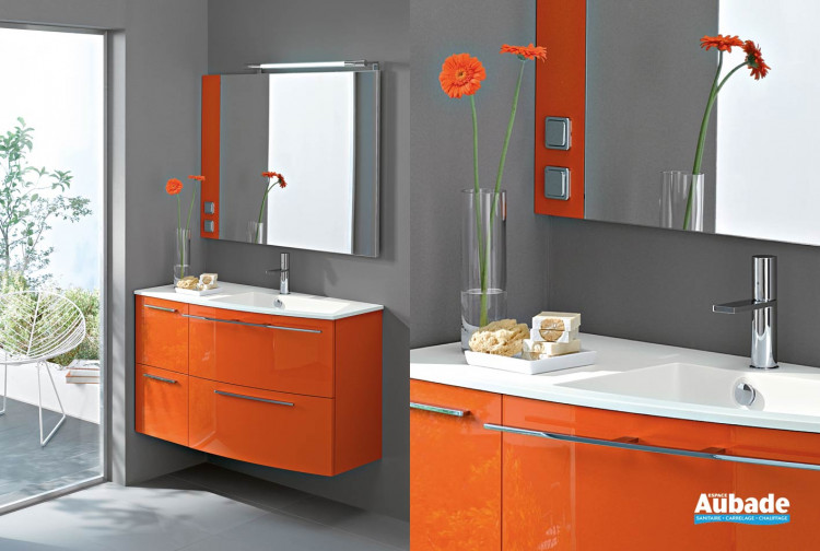 Meuble salle de bain STOCCO Arco | Espace Aubade