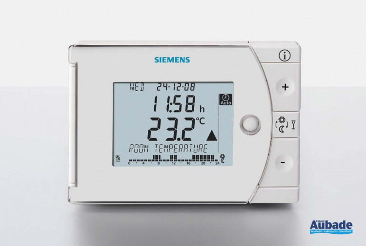 Gestion de l'énergie et de l'eau Siemens REV24RF