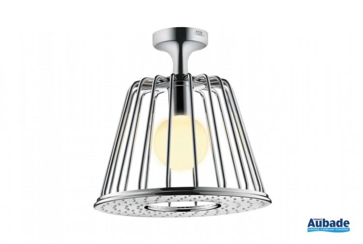 Axor LampShower avec raccord plafond 73 mm