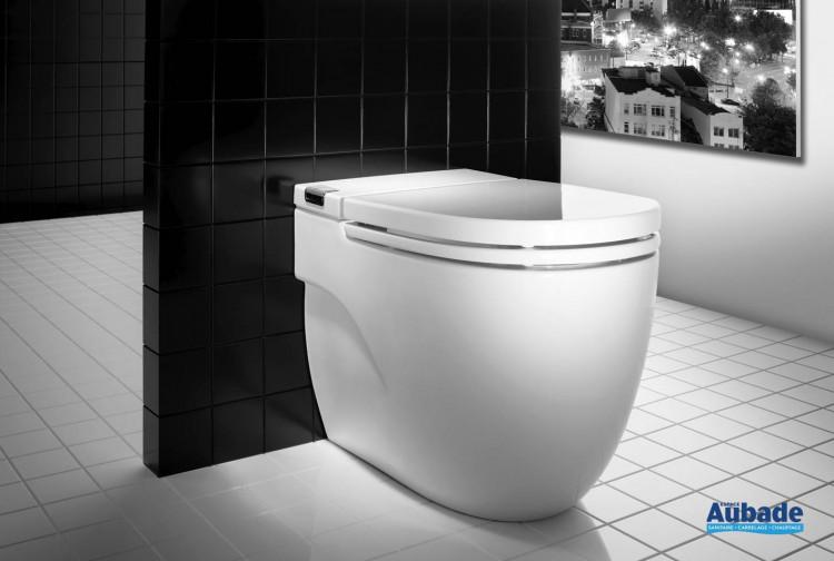 WC Roca WC suspendue In-Tank Meridian