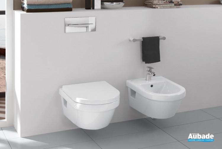 WC Villeroy & Boch wc suspendu Targa Architectura Design