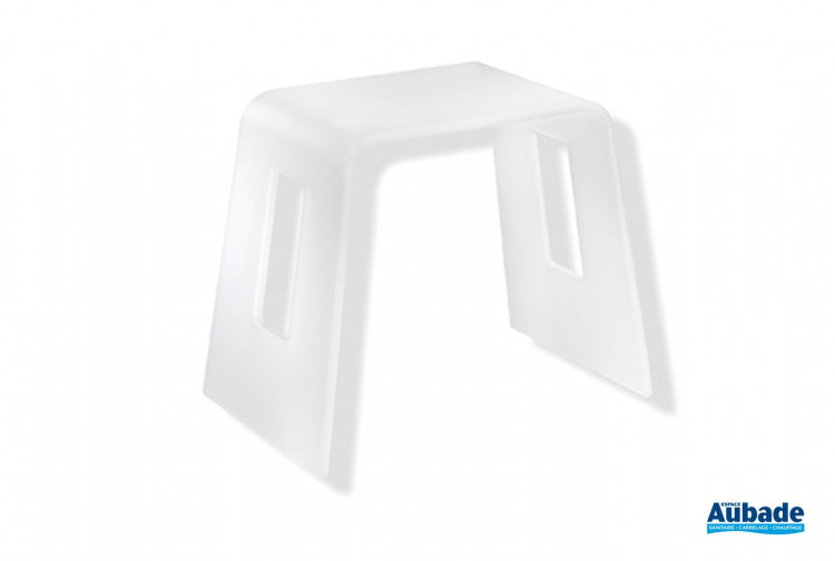 Accessoire PMR Tabouret design monobloc