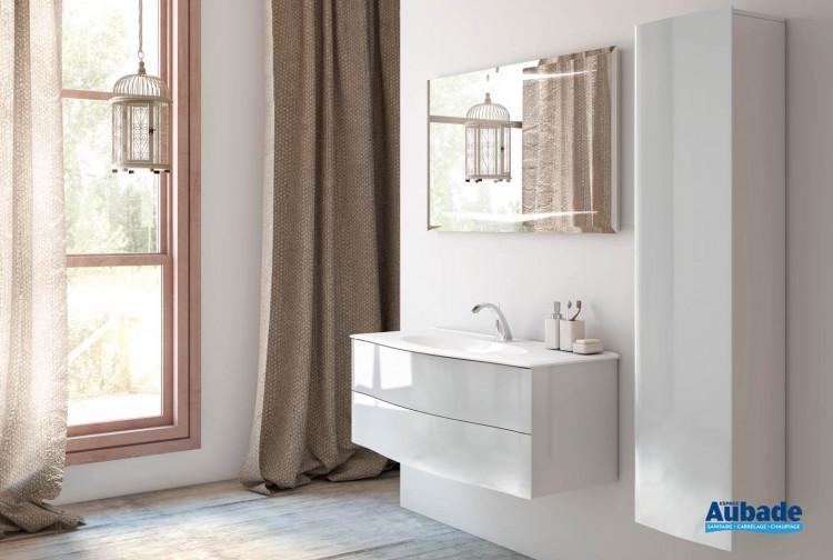 Meuble salle de bains decotec epure
