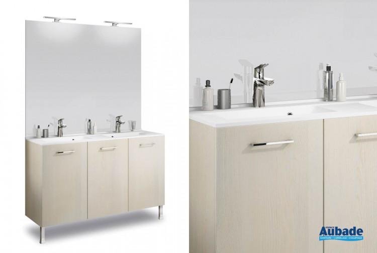 meuble de salle de bains Delpha modèle Promoule Deco PML120