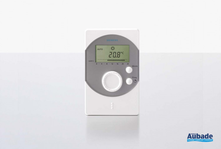 Régulateur d'ambiance & thermostat Synco™ Confort