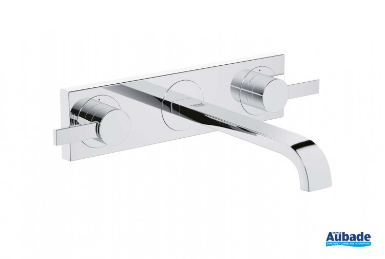 Robinets Lavabos Vasques Allure Grohe Espace Aubade