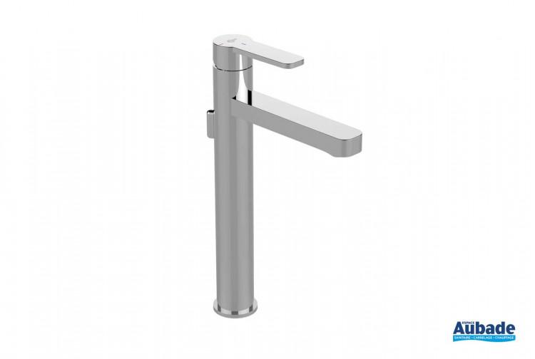 Robinet lavabo & vasque Mitigeur lavabo rehaussé Kheops Design