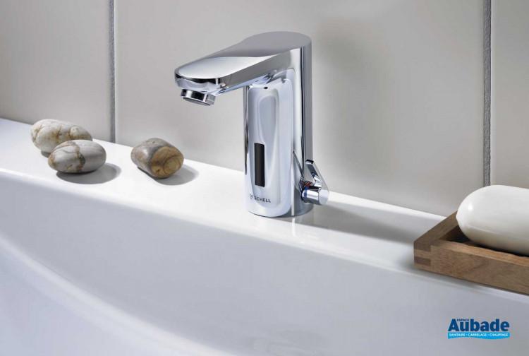 Robinets lavabos & vasques Schell Celis