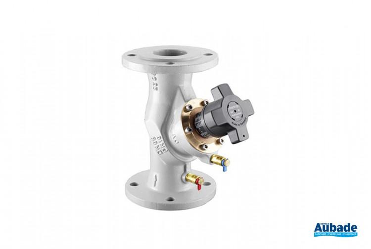 Vannes d'équilibrage Oventrop Hydrocontrol VFC