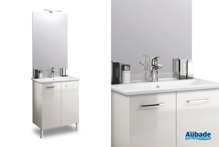 meubles de salle de bains Delpha collection Urban Pro modèle ProCERAM PCR63
