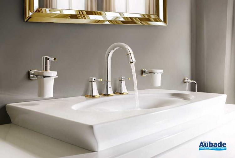 Robinet lavabo & vasque Grandera