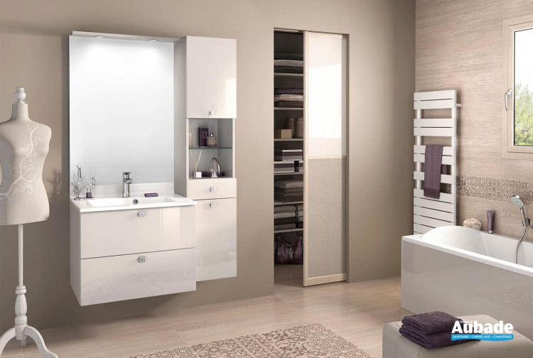 meuble salle de bains Evolution EC70MJ