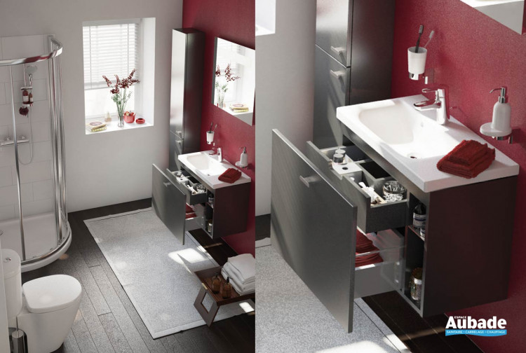 salle de bains complète Idéal Standard collection Connect
