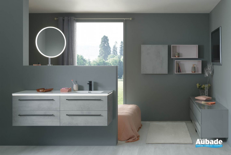 Meuble salle de bain Halo