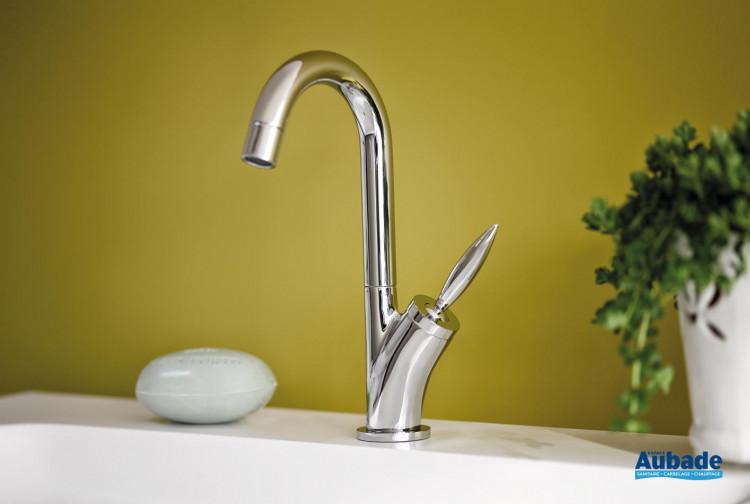 Robinet lavabo & vasque Flamme