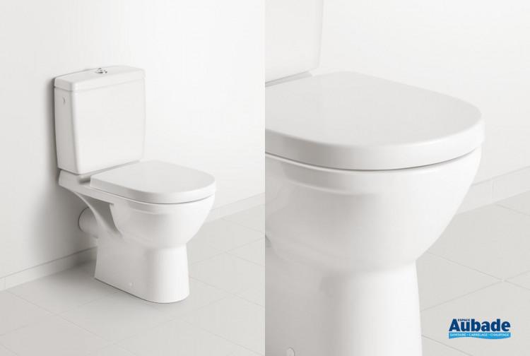 WC Villeroy & Boch ensemble wc O.novo Compact