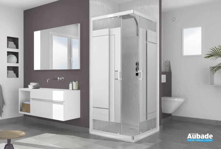 paroi de douche kinedo smart espace aubade. Black Bedroom Furniture Sets. Home Design Ideas