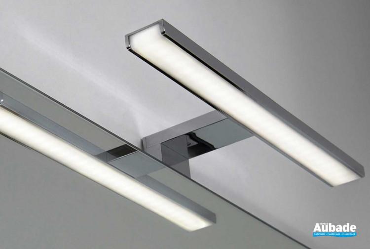 Applique rectangulaire LED Ledy Delpha | Espace Aubade