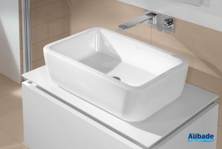 vasque poser architectura villeroy boch espace aubade. Black Bedroom Furniture Sets. Home Design Ideas