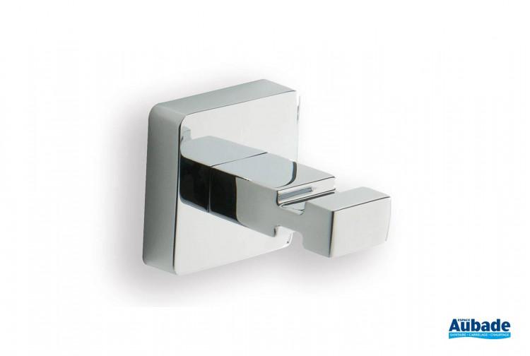 accessoires de toilette Inda Patère Cubo