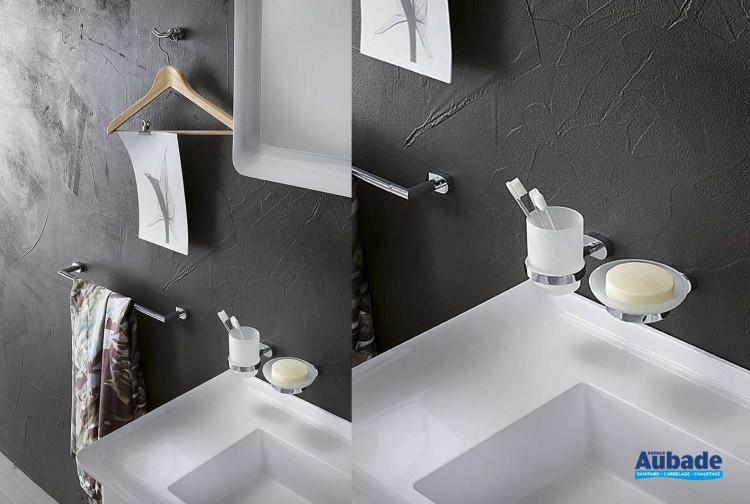 accessoires de toilette Inda Porte-savon Gaia