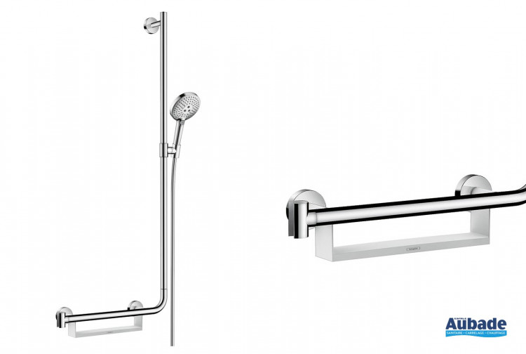 Set complet de douche Raindance Select S 120 / Unica'Comfort 1,10 m Hansgrohe