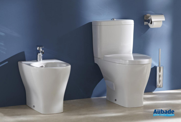 Pack WC Odéon Up Vario blanc de Jacob Delafon