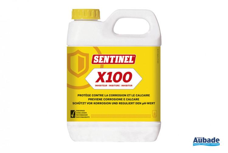accessoire chauffage sentinel x100