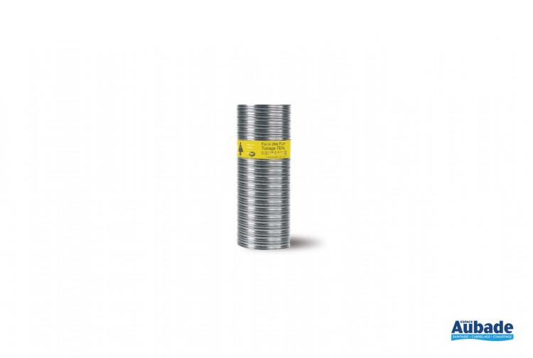 Accessoires chauffage Ten tubage chaudière: conduits de cheminée Ten Liss et Super Ten Liss