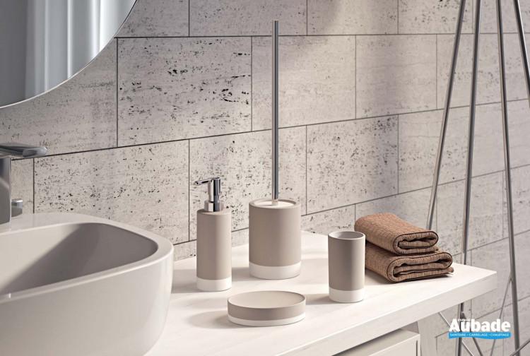 Accessoires de salle de bains New Mizar de Gedy