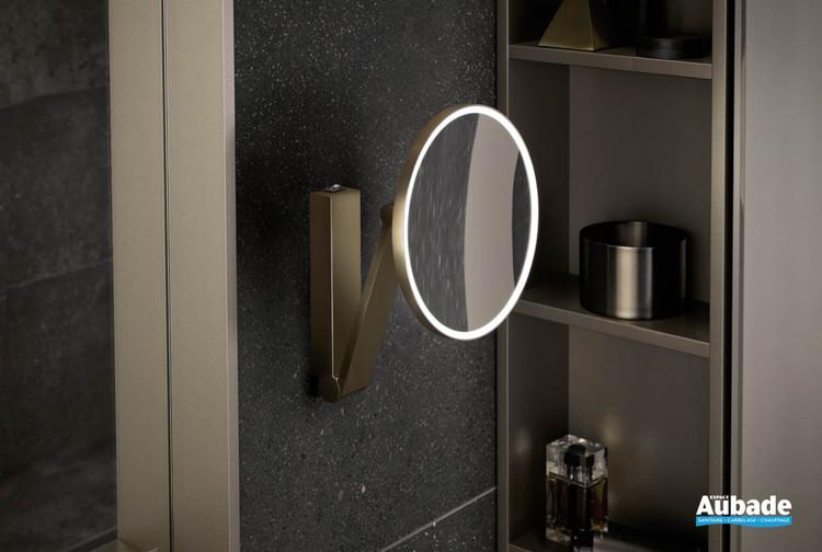 Miroir grossissant iLook_move Rond de Keuco