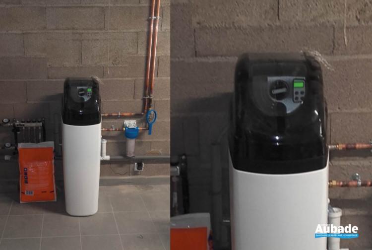 Adoucisseur d'eau FL9418 de Fluid'O