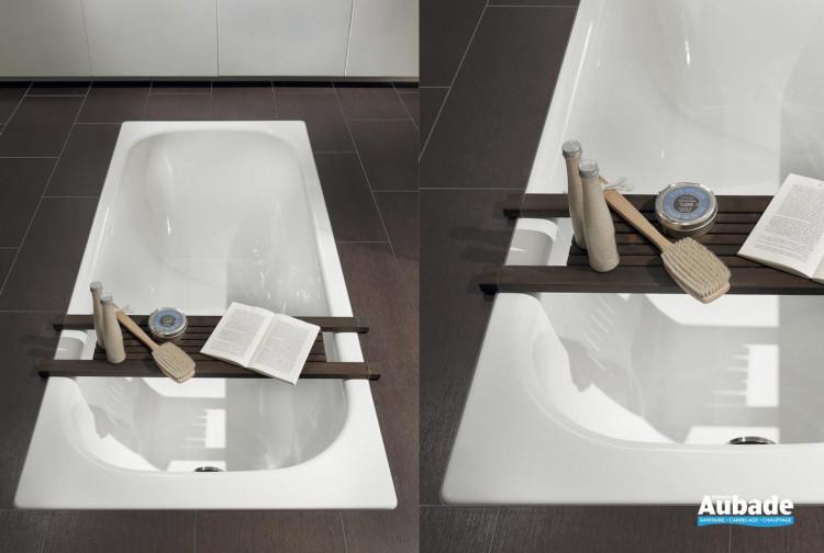 La baignoire rectangulaire ultra-design BetteClassic de la marque Bette