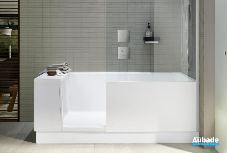 Combiné Bain-Douche Shower & Bath de Duravit