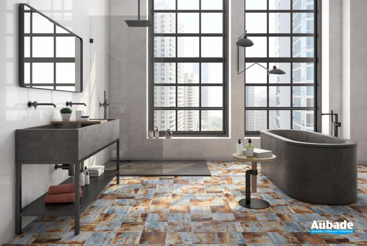 Collection Inspiration Métal par BatiOrient en coloris Bleu