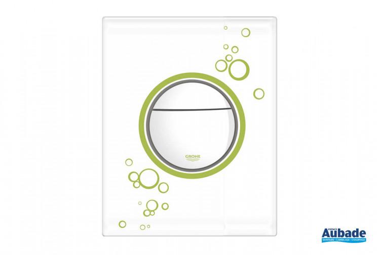 Bati-support Grohe plaque de commande wc Nova
